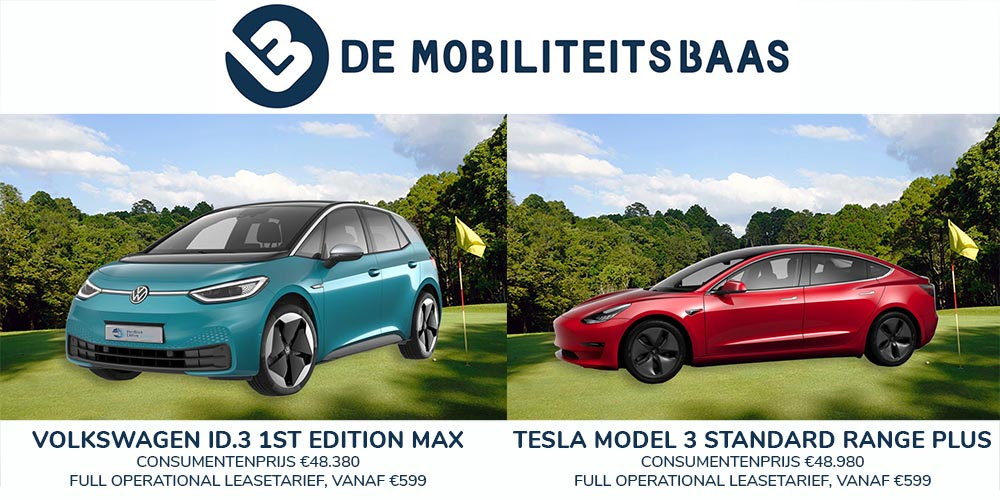 Volkswagen ID.3 of Tesla Model 3?